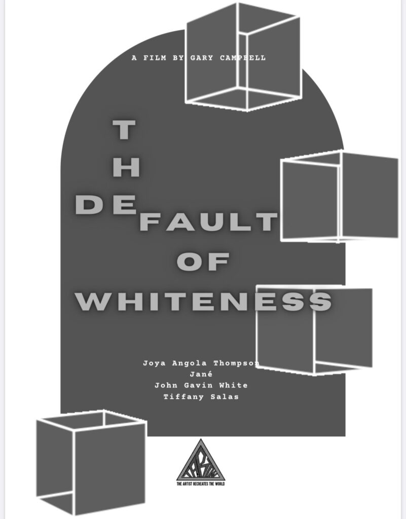 Default Of Whiteness
